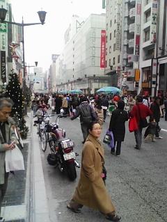 またまた東京です